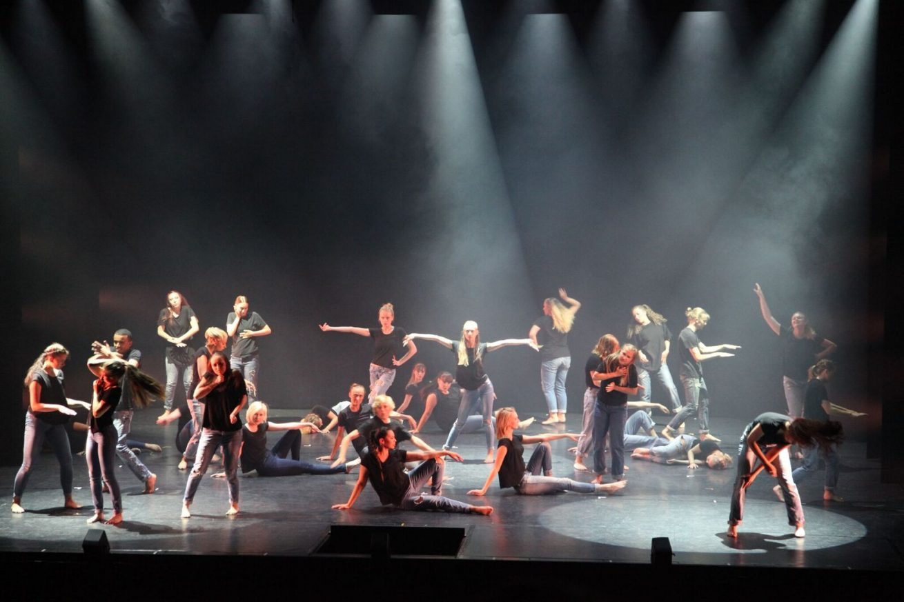 Lunds Dans- och Musikalgymnasium Avslutning 2016