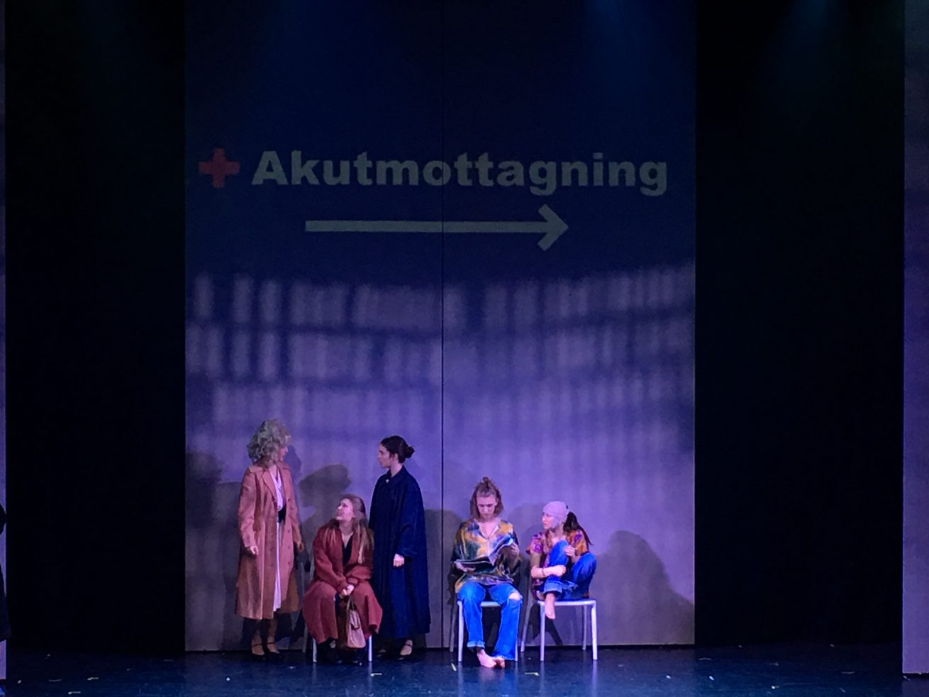 9 to 5, Lunds stadsteater, 2016