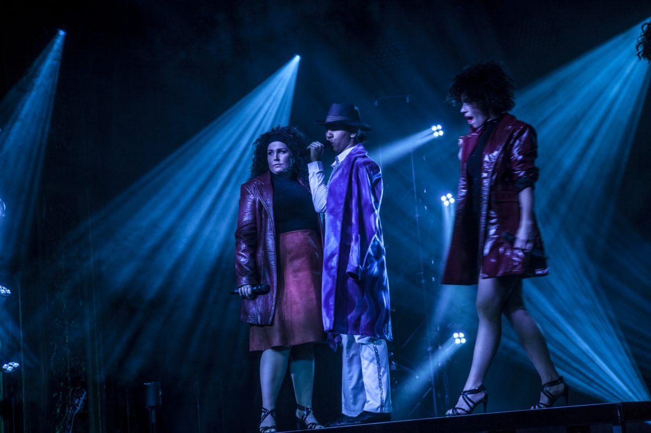 Motown, Berns, 2015