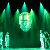 The Wiz, Lunds stadsteater, 2018, Light designer Palle Palme