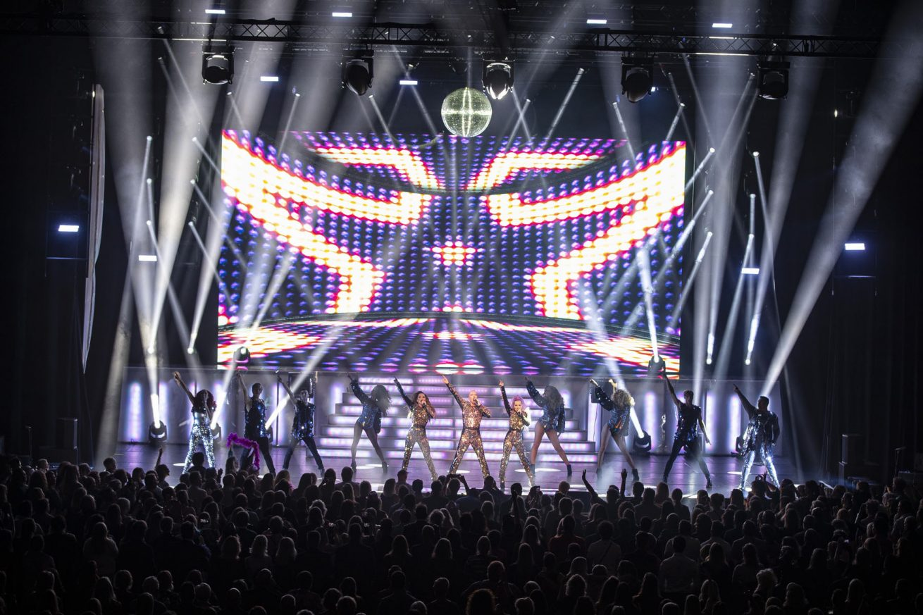Alcazar - 20 years of Disco – Mission Completed - Swedish Tour